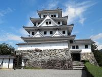 Gujo Hachiman Castle Stock photo [2196760] Gujo