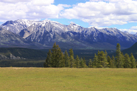 The Rocky Mountains Stock photo [2197448] The