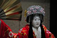 Joruri doll Stock photo [2199212] Japanese