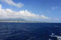 Seen from Tokunoshima ferry Tokunoshima Stock photo [2199297] Kyushu