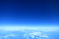 Blue Sky Stock photo [2199733] Empty