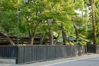 Samurai mansion of Kakunodate Stock photo [2203344] Kakunodate