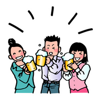 Drunk Association [2205281] People