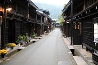 Takayama old town Stock photo [2205546] Hida