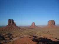 Monument Valley Stock photo [2205757] Monument