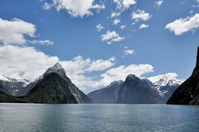 Milford Sound Fiordland National Park Stock photo [2210889] Milford