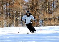 Downhill skiing Stock photo [2330979] Skiing
