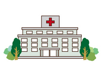 Hospital building medical facilities [2332714] Hospital