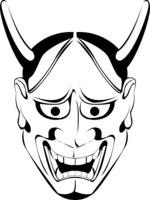 Japanese mask 「般若」 [2334342] Wisdom