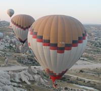 3 aircraft balloon Stock photo [2337574] Balloon