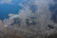 Aerial Matsuyama Stock photo [2340668] Ehime
