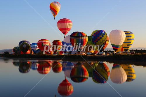 [Saga] hot-air balloon Photo