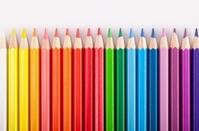 Colored pencil Stock photo [2455163] Interior