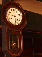 Pendulum clock Stock photo [2459796] Watch