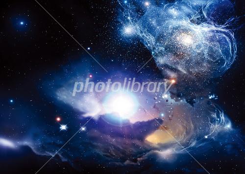 幻想的な風景 イラスト素材 2587644 フォトライブラリー Photolibrary