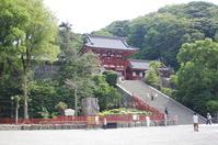 Tsuruoka Kamakura Hachiman Stock photo [2579643] Tsuruoka