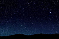 Starry sky Stock photo [2580453] Star