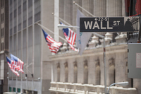 Wall Street Stock photo [2582488] Wall