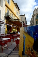 Cafe that was painted by Van Gogh Stock photo [2582556] France