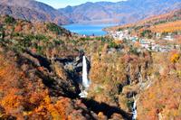 Waterfall in the autumn of Kegon Stock photo [2591726] Autumn