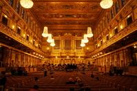 Vienna Musikverein Golden Hall Stock photo [2595102] Wien