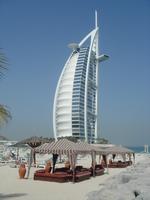 Burj Al Arab Hotel in Dubai Stock photo [75455] Dubai
