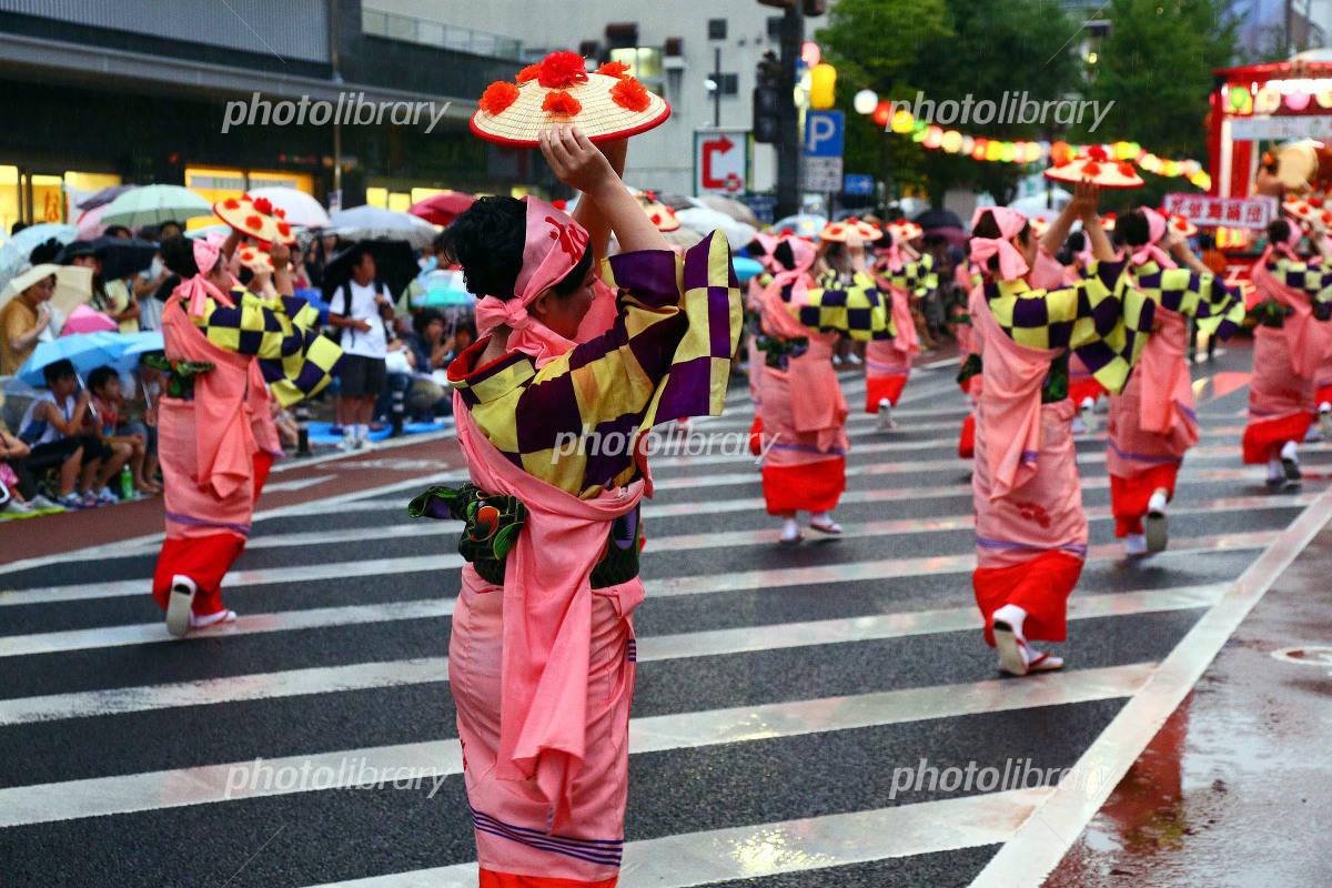 Yamagata Hanagasa festival Photo