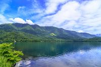 Summer Lake Aoki Stock photo [2680002] Aoki