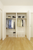 Closet Stock photo [2682564] Cubby