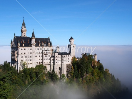Germany Neuschwanstein Castle Photo