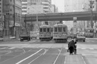 Toden Nihonbashi 1972 Stock photo [2762164] Toden