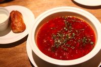 Borscht Russian cuisine Stock photo [2762898] Borscht