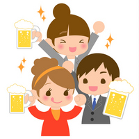 Drinking session [2766579] Year-end