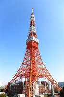 Tokyo Tower Stock photo [2771868] Tokyo