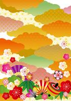 Clouds colorful congratulation [2852814] New