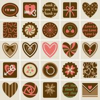 Valentine chocolate [2852986] Chocolate