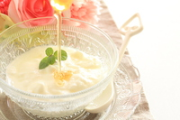 Honey and yogurt Stock photo [2855528] Yogurt