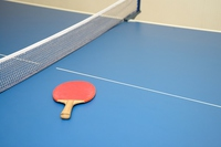 Table Tennis Stock photo [2856603] Table