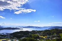 I hope the Seto Inland Sea from Washuzan Stock photo [2860976] Washuzan