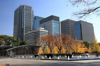 Marunouchi, Chiyoda-ku, skyline Stock photo [2861183] Skyline