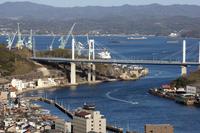 Shin'onomichi Ohashi and Seto Inland Sea Stock photo [2931762] Shin'onomichi