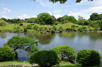 Suizenji Garden landscape of Stock photo [2933032] Suizenji