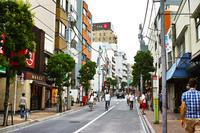Tea Sawa Street Stock photo [2935469] Tokyo