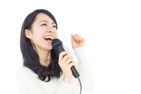 women who sing Stock photo [3022018] Female