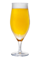 Beer that has entered into a glass Stock photo [3022227] Beer