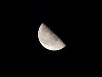 Half moon Stock photo [3022670] Half