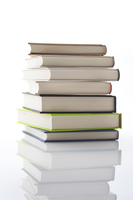 Book that was stacked Stock photo [3024246] This