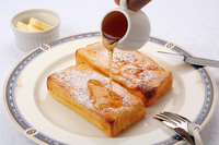 I bet the French toast honey Stock photo [3024759] French