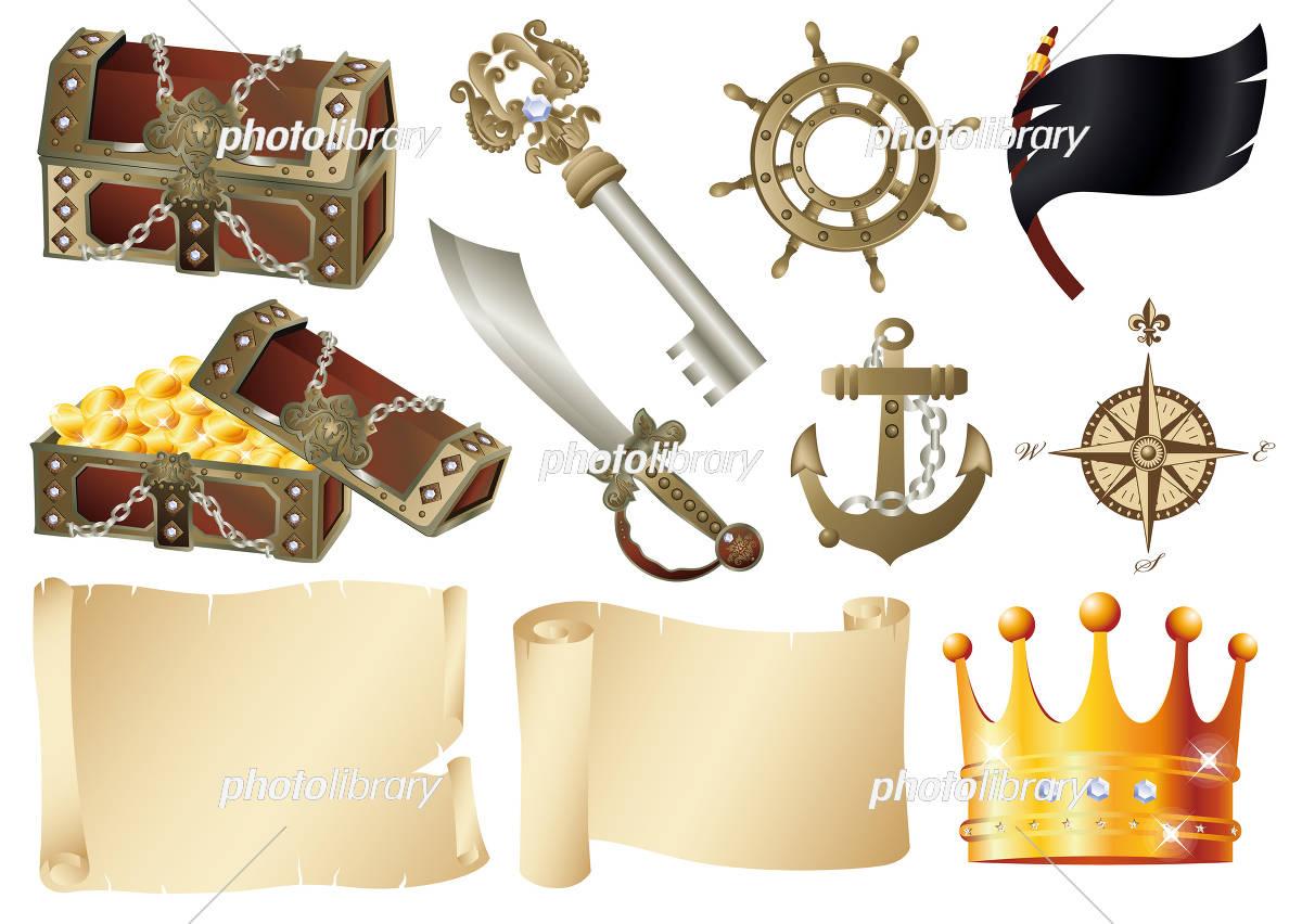 Pirate Material イラスト素材