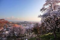 Eboshiyama park and Akayu spa town Stock photo [3100002] The